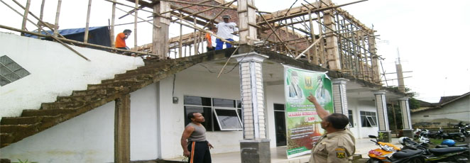 Desa Bojong cikembar kab sukabumi jabar dapat Bangub