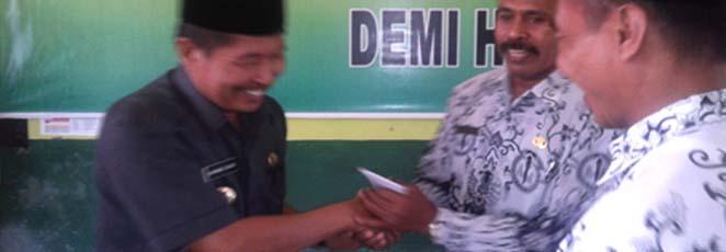 Wabub Sukabumi Hadiri Halal bi Hahal PGRI Jampang Tengah