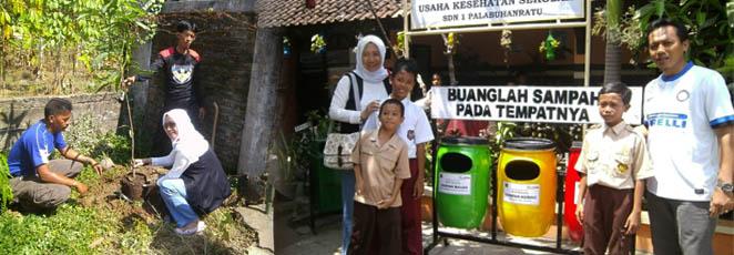 Bank Danamo Cabang Sukabumi Peduli Lingkungan