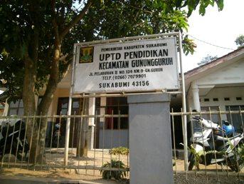 UPTD Pendidikan Gunungguruh kab sukabumi