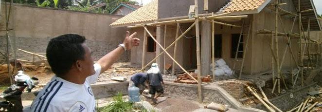 Pembangunan puskesmas Gunungguruh