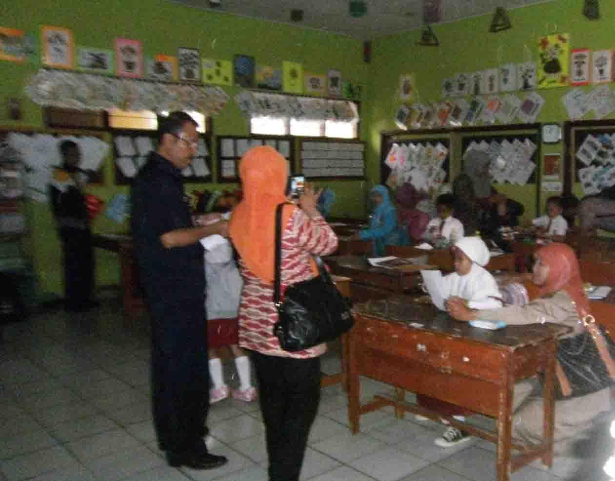 Disdik Kabupaten Sukabumi Jaring Potensi Siswa