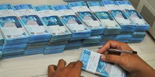 ilustrasi kiriman uang