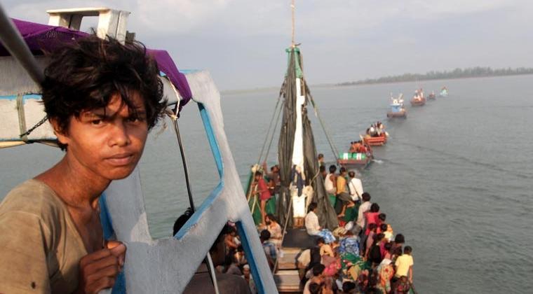 pengungsi-rohingya ilustrasi